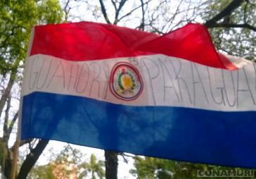"""Der Landkonflikt  in der """"Colonia Guahory"""" ist beispielhaft für die Situation in Paraguay"""
