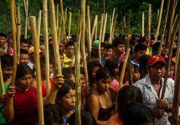 Der landesweite Agrarstreik begann am 30. Mai