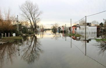 Fast 22.000 Menschen mussten in Uruguay nach Überschwemmungen in den vergangenen Tagen ihre Häuser verlassen