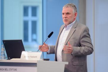 Der Staatssekretär im Bundesumweltministerium, Jochen Flasbarth