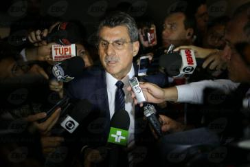 Über Putschplanungen gestürzt: Romero Jucá