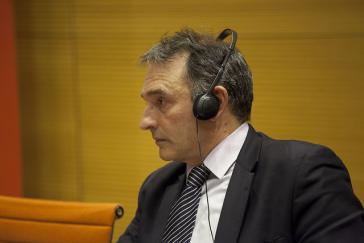 Der spanische Rechtsanwalt und Völkerrechtler Enrique Santiago Romero hat die Verhandlungsdelegation der Farc-Guerilla bei den Friedensgesprächen mit der kolumbianischen Regierung beraten