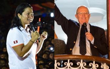 Am 5. Juni findet die Stichwahl zwischen Keiko Fujimori und Pedro Pablo Kuczynski statt