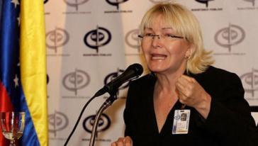 Luisa Ortega Díaz, Generalstaatsanwältin Venezuelas