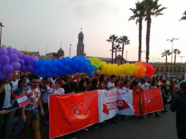 Christopher Street Day 2015 in Lima