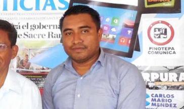 Der Journalist und Aktivist Marcos Hernández Bautista wurde am 21. Januar 2016 ermordet
