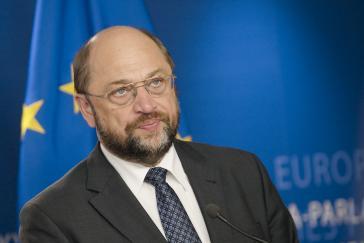 Empfängt venezolanische Oppositionelle: Martin Schulz (SPD)
