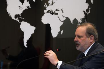 Brasiliens Handelsminister Armando Monteiro