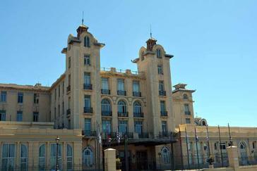 Sitz des Mercosur in Montevideo, Uruguay