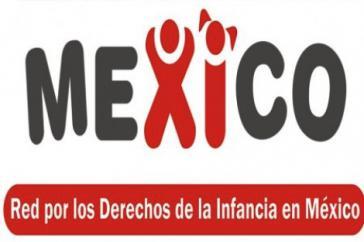 Logo des Netzwerkes für die Rechte auf Kindheit in Mexiko (Redim)