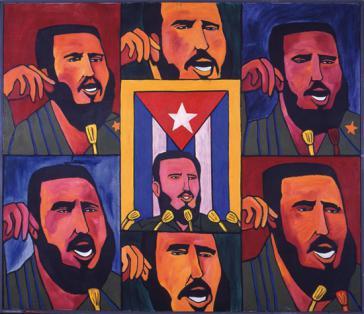 Grafik von Raúl Martínez