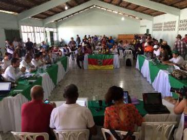 Vertreter von Regierung und Streikenden verhandeln über Sicherheitsgarantien für soziale Bewegungen