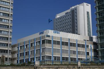Zentrale der Opec in Wien