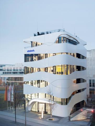 Ottobock Science Center in Berlin. Zu den Vertretungen in Lateinamerika kommt nun Havanna hinzu
