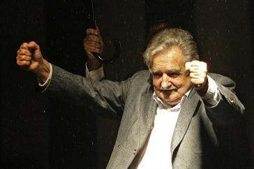 Vertraut in die Kubanische Revolution: José Mujica