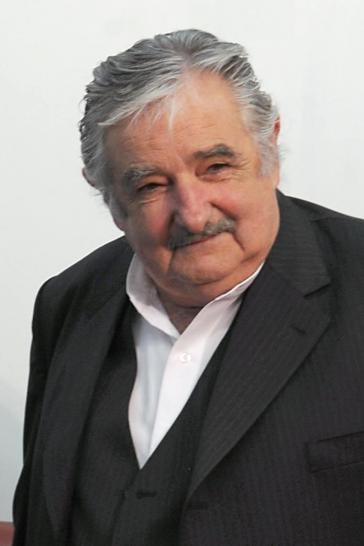 José Mujica war von 2010 bis 2015 Präsident von Uruguay