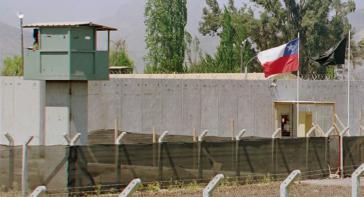 Sondergefängnis Punta Peuco für verurteilte Diktaturverbrecher in Chile