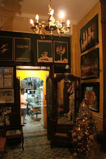 """Das """"La Guarida"""" ist eines der bekanntesten Restaurants von Havanna"""