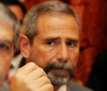 Ex-Staatssekretär für Transport, Ricardo Jaime