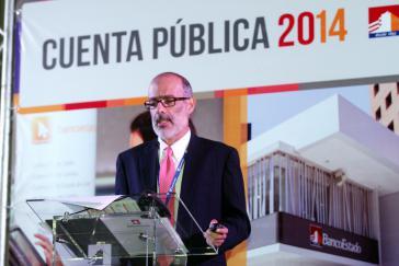 Chiles Finanzminister Rodrigo Valdés