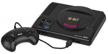 Wird jetzt in Brasilien produziert:  Videospielkonsole Mega Drive