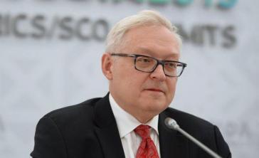 """Vizeaußenminister Sergei Ryabkov kritisiert """"Einmischungsversuche"""" der USA in Lateinamerika"""