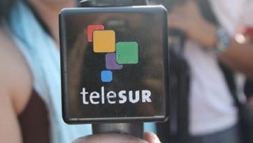 """""""Ohne Telesur - wer sagt uns, was in der Welt vor sich geht?"""" fragt der argentinische Politologe Borón"""