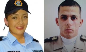 Die vorerst letzten Todesopfer bei Protesten gegen die Regierung in Venezuela: Nicolle Melissa P. und Otto M.