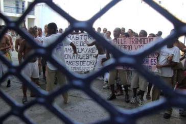 Kranke Häftlinge der Guerilla bleiben ohne medizinische Versorgung
