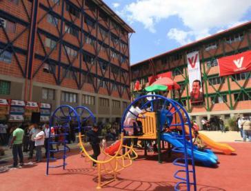 Sozialwohnungen in Venezuela sollen nach dem Willen der Opposition privatisiert werden
