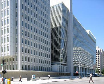 Sitz des Internationalen Zentrums zur Beilegung von Investitionsstreitigkeiten im Weltbankgebäude in Washington