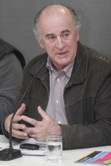 Oscar Parrilli, Ex-Geheimdienstler in Argentinien