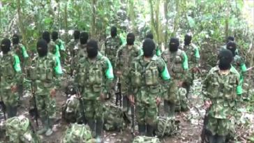 Circa 250 neue Paramilitärs sind im Norden von Chocó eingesickert