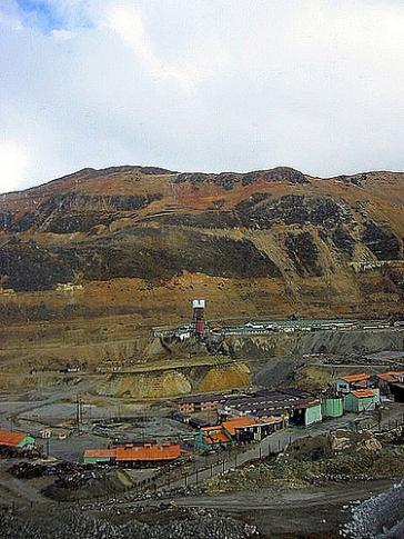 Bergbau in Peru – die großen Unternehmen zahlen kaum mehr Steuern