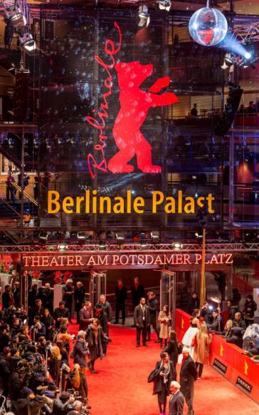 Der Berlinale Palast während der Berlinale 2017