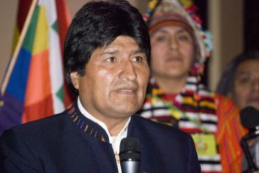 Evo Morales: In Kuba wird er nach offizieller Auskunft wegen der Folgen eines viralen Infektes behandelt