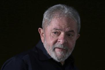 Opfer politischer Verfolgung? Lula da Silva, Ex-Präsident von Brasilen