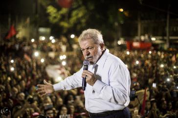 Brasiliens beliebtester Politiker: Luiz Inácio Lula da Silva. Im Korruptionsprozess gegen ihn sollen Beweismittel gefälscht worden sein