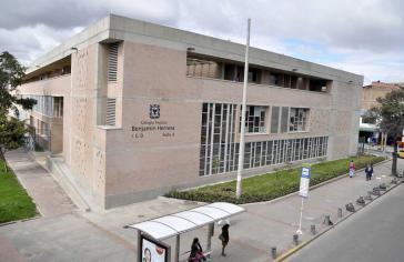 Lehrer des Gymnasiums Benjamin Herrera erhielten Drohungen von Paramilitärs, die sie dazu auffordern, die Stadt zu verlassen