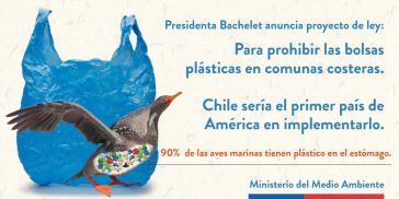 Twwet von Chiles Präsidentin Bachelet zu ihrem Gesetzesentwurf