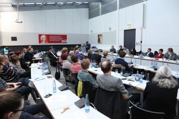 Anhörung bei der Linksfraktion zum Thema der Colonia Dignidad in Chile