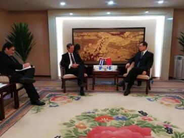 China und Kuba haben sich auf eine verstärkte Kooperation in der Biopharmaindustrie verständigt