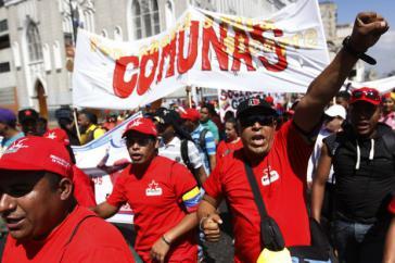 Die Kommune-Bewegung in Venezuela klagt über mangelnde Unterstützung der Regierung