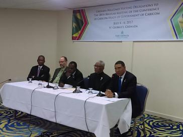 Mitgliedsstaaten der Karibischen Gemeinschaft