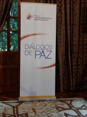 Auch die 2. Verhandlungsrunde zwischen ELN und der Regierung Santos findet in Ecuador statt