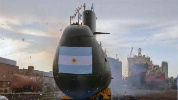 verschwundenes U-Boot Argentinien