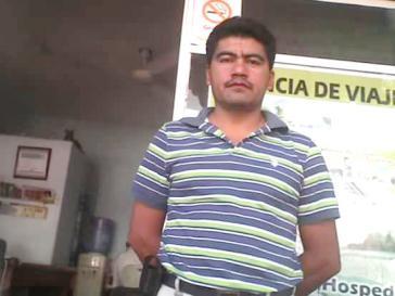 Der ermordete Anwalt und Morena-Aktivist Eduardo Catarino Dircio
