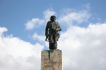 Denkmal für Ernesto Guevara im kubanischen Santa Clara
