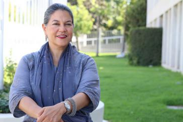 Eve Crowley, FAO-Regionalvertreterin für Lateinamerika