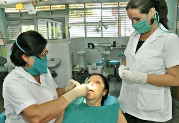 Mehr als 50.000 kubanische Mediziner und Pflegekräfte arbeiten derzeit im Ausland